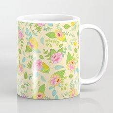 Floral Escape 1 Coffee Mug