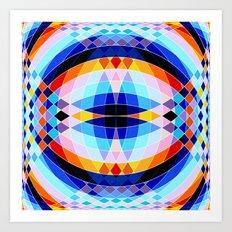 Lazar Art Print