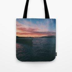 The Bay Tote Bag