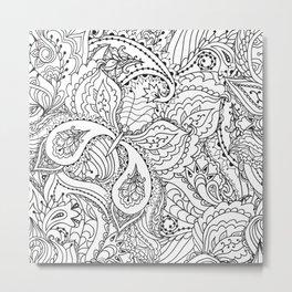 decoration91 Metal Print