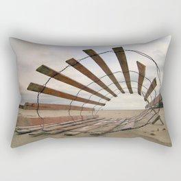 Roll Play Rectangular Pillow