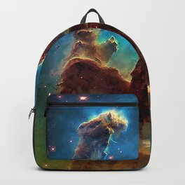 Eagle Nebula's Pillars Backpack