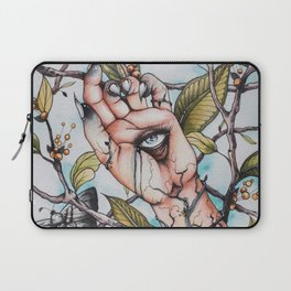 Spring Frost Laptop Sleeve