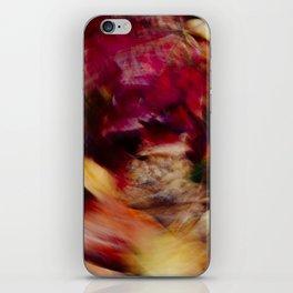 Autumn Art Abstract iPhone Skin