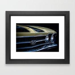 Chevelle SS 396 Framed Art Print