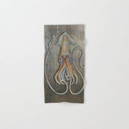 Lycoteuthis Diadema Hand & Bath Towel