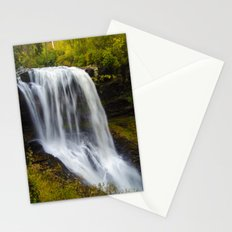 Silky waterfall Stationery Cards