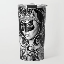 Bastet Travel Mug
