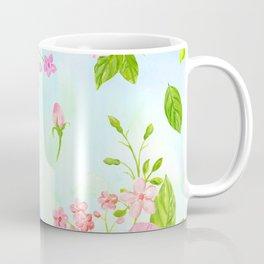 English Rose Pattern 03 Coffee Mug