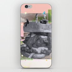 Burger Time iPhone & iPod Skin