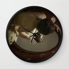 Narcisism Wall Clock