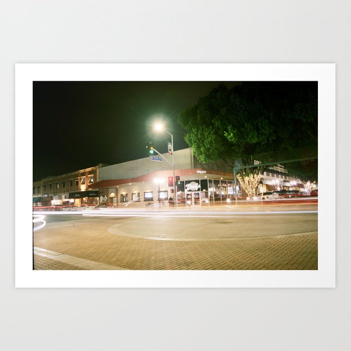 The Bar Art Print
