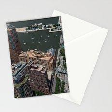 World Trade Center NYC New York City Travel Stationery Cards