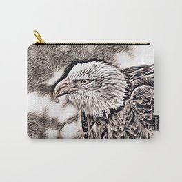 Rustic Style - Eagle Carry-All Pouch