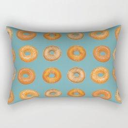 Bagel Bagel Rectangular Pillow
