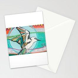 Graffiti Bird One Stationery Cards