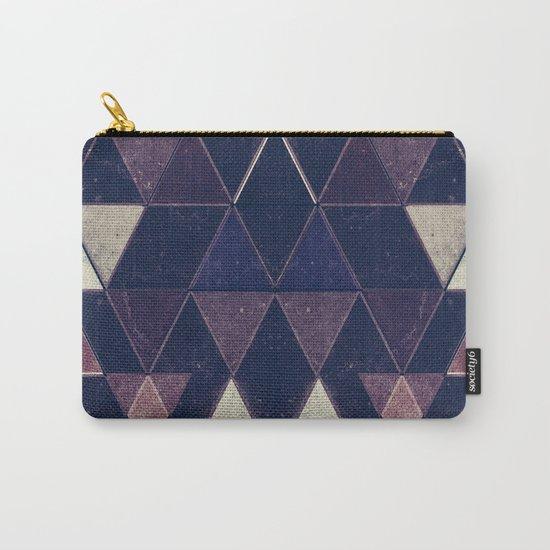 Triangles XXVI Carry-All Pouch