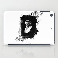 beethoven iPad Cases featuring Beethoven by viva la revolucion
