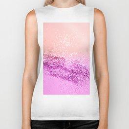 Tropical Summer Lady Glitter #1 #shiny #decor #art #society6 Biker Tank