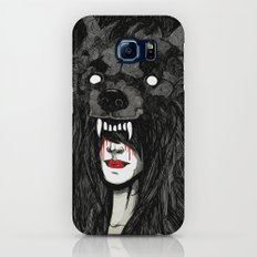 of wolf and men Galaxy S7 Slim Case
