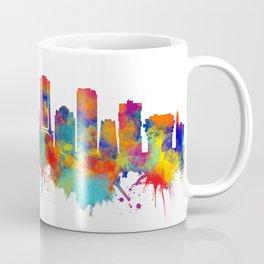 Stamford Connecticut Skyline Coffee Mug