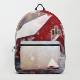 White Glory Backpack