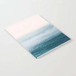 Ocean Fog Notebook