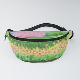 Shaw's Garden Spring Fanny Pack
