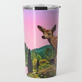 Giant deer Travel Mug
