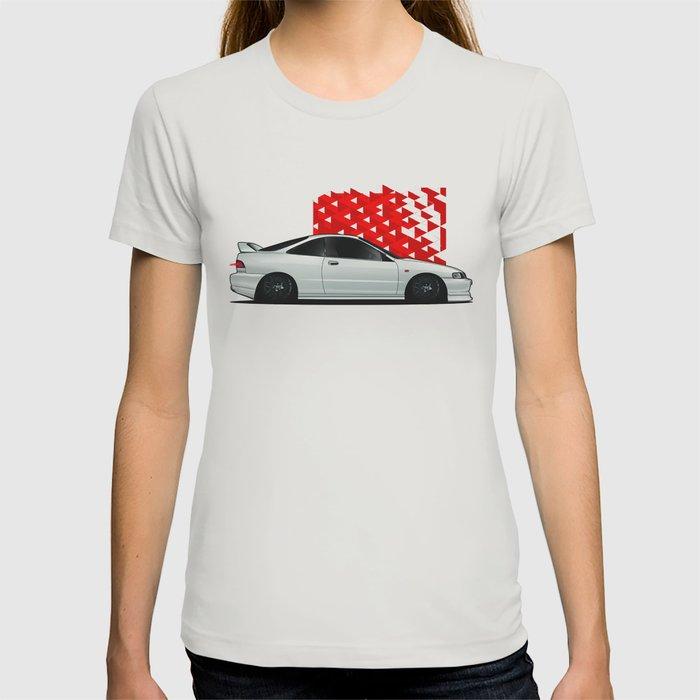 Acura Integra T-shirt By Tsdgrafix