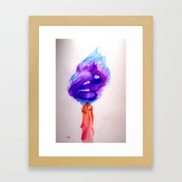 Candlelit #2 Framed Art Print
