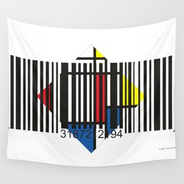 Barcode 004d Wall Tapestry