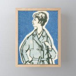 Fashion ´65 # 4 Framed Mini Art Print