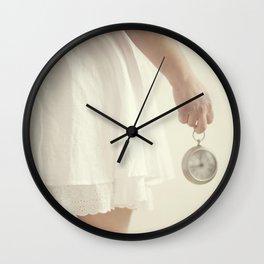 It All Happen So Fast Wall Clock