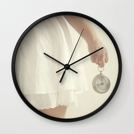 It All Happen So Fast Wall Clock