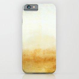 william turner Landscape  1850 iPhone Case