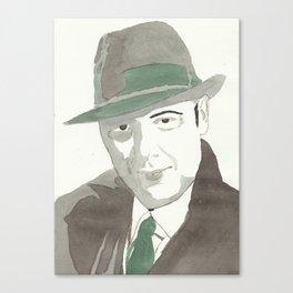 James Spader Canvas Print