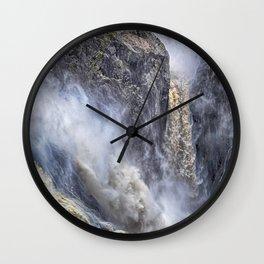The magnificent Barron Falls Wall Clock