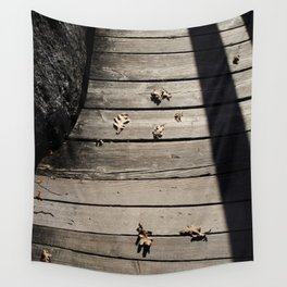 Pensive Autumn Wall Tapestry