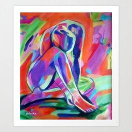 """Sorrows"" Art Print"