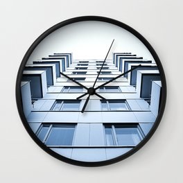 Look Up Not Down Wall Clock