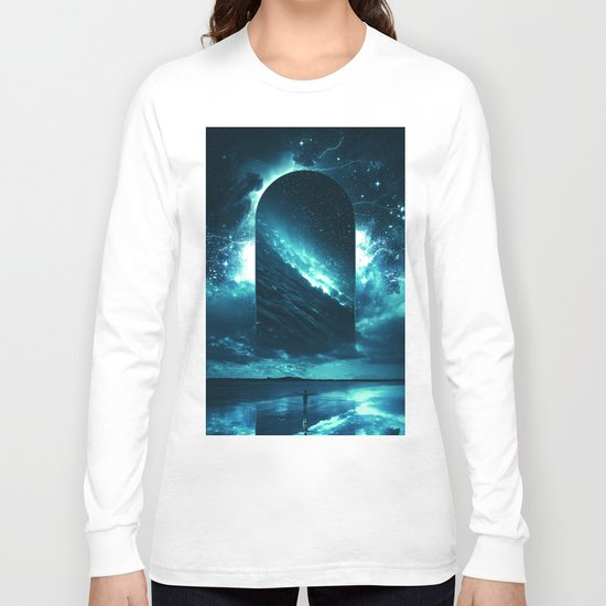 Cosmic Storm Long Sleeve T-shirt