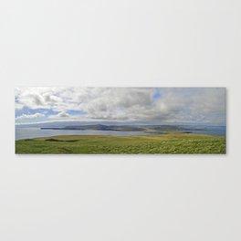 Bressay, Shetland Canvas Print
