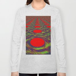 Unusual Perspective Long Sleeve T-shirt