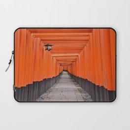 Torii Gates Laptop Sleeve