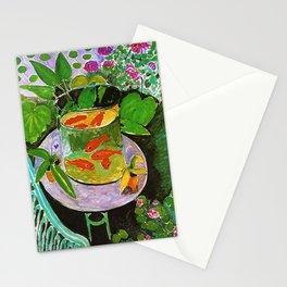 Henri Matisse Goldfish Stationery Cards