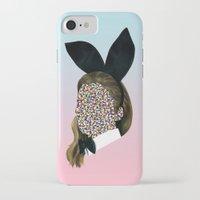 Bunny Girl iPhone 7 Slim Case