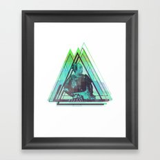 Samuari Framed Art Print