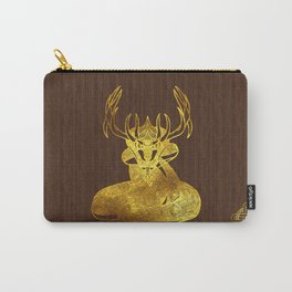 Ilvermorny Horned Serpent Carry-All Pouch