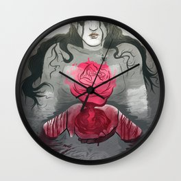The End (Part 1) Wall Clock